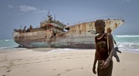 This article was originally published in The Huffington Post. One of Somalia's most prominent pirates, Mohamed Abdi Hassan alias Big Mouth, has announced his retirement.  After eight years of capturing ...