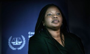 ICC Chief Prosecutor, Fatou Bensouda from The Gambia