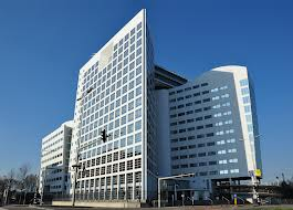 The International Criminal Court in The Hague, The Netherlands