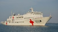"These past two months the Chinese Navy's Type 920 Hospital Ship, a vast 14,000 ton floating hospital called ""The Peace Ark,"" docked in major cities of South Asia providing key medical services ..."