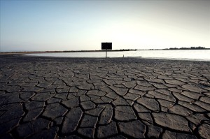 Desertification - only one out of many consequences of climate change (Source: Vincepal)