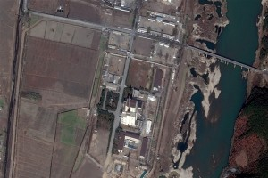 North Korea's Yongbyon nuclear facility, previously mothballed, has shown sings of renewed activity. (Photo credit to worldnews.nbcnews.com)