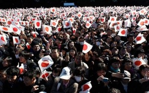 Japan's population is forecasted to decline from its current level of 126.66 million to between 92.03 and 100.59 million people by 2050.