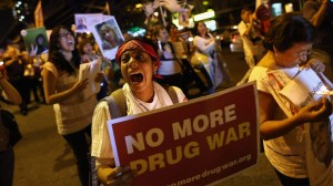 The supply and demand of drugs has resulted in hundreds of thousands of deaths from preventable drug-related disease and violence; millions of users arrested and imprisoned. (Image: ABC News)