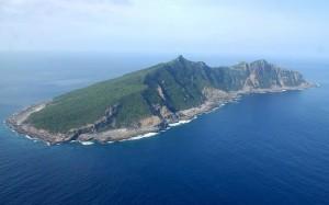 One of disputed Senkaku islands (Photo: EPA)