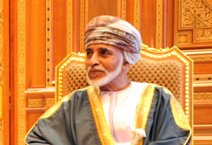 In 1970 Sultan Qaboos took control of the state in a coup that saw his father overthrown and Oman set on a course towards modernisation. (Image by Wikimedia)